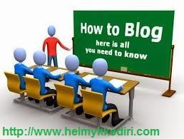 Kriteria Blogger yang suksesnya lama5