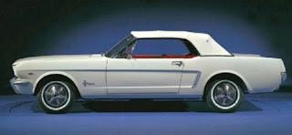 Ford Mustang, mobil idaman semua pria