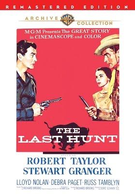 the last hunt 1956 youtube