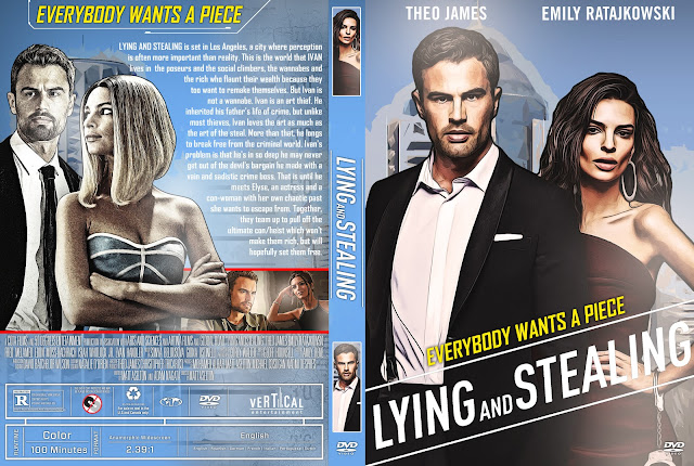 Lying and Stealing DVD Cover