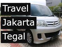 Travel Jakarta Tegal - Ratu Intan