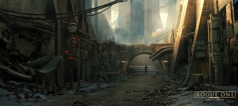 Beautiful Beautiful .Beautiful Rogue One Concept Art