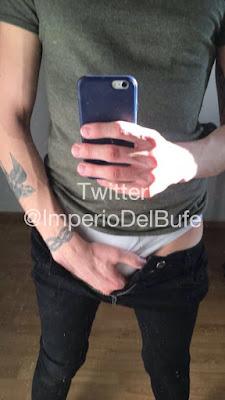 El Youtuber Blu Equis Desnudo