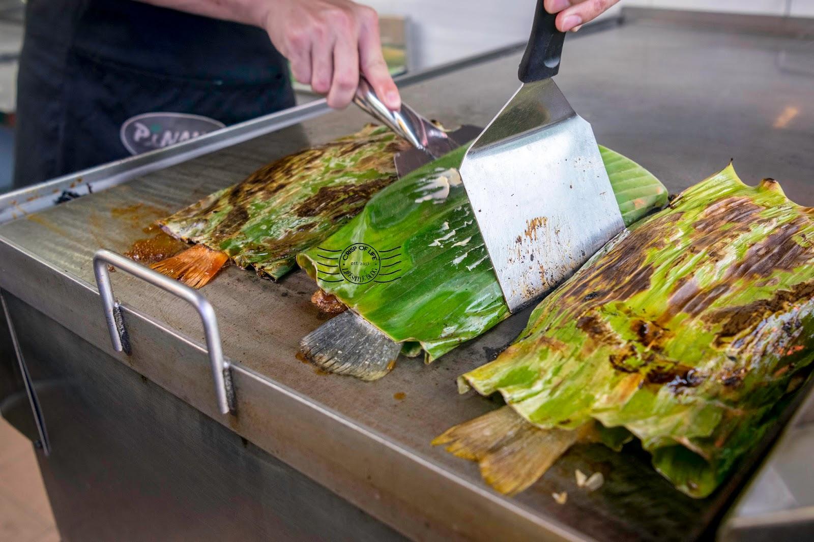Idrus Ikan Bakar @ Batu Uban, Bayan Lepas, Penang