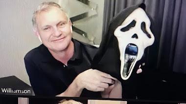 Kevin Williamson habla de 'Scream 5'