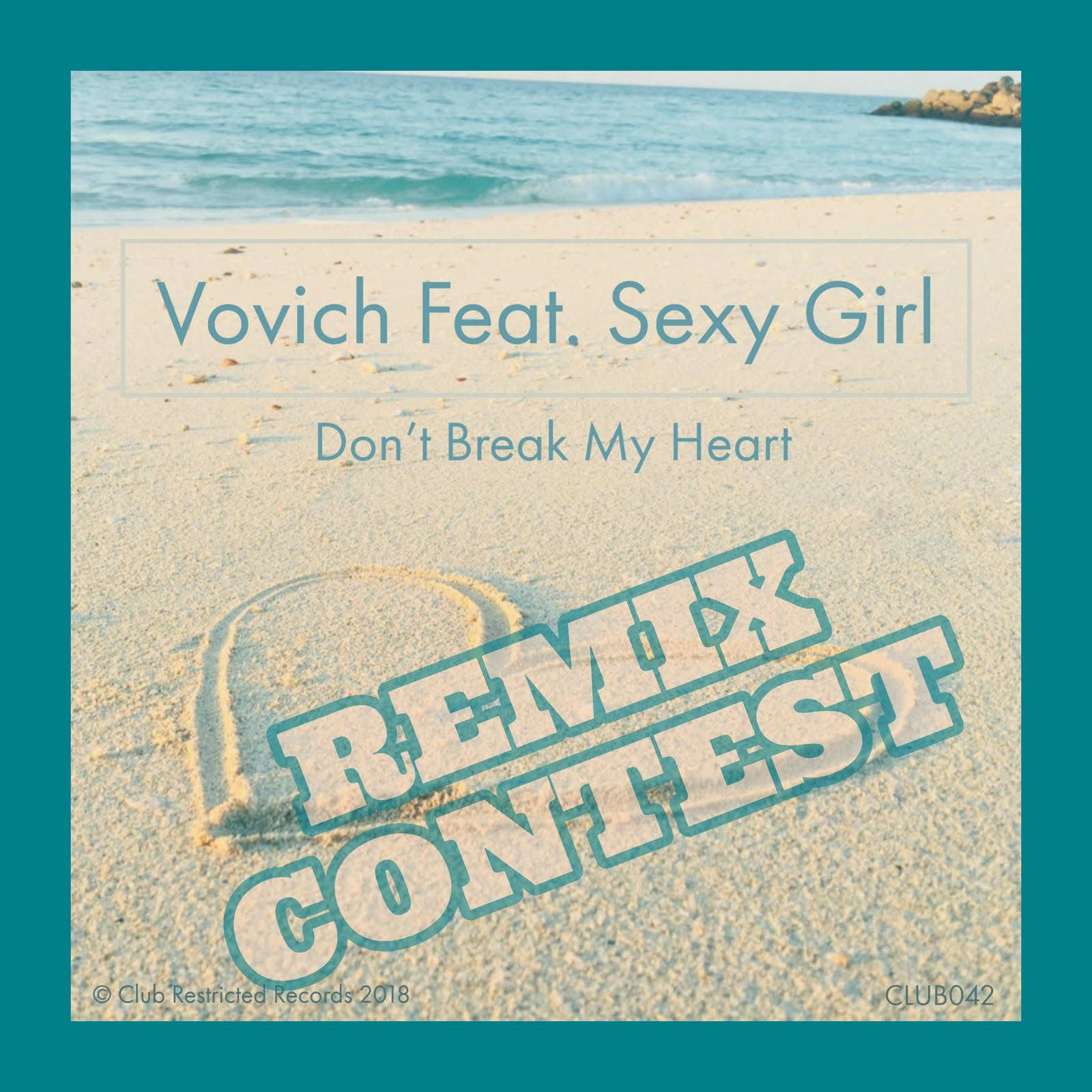 Vovich Remix Contest   Club Restricted Records