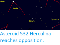 https://sciencythoughts.blogspot.com/2020/07/asteroid-532-herculina-reaches.html