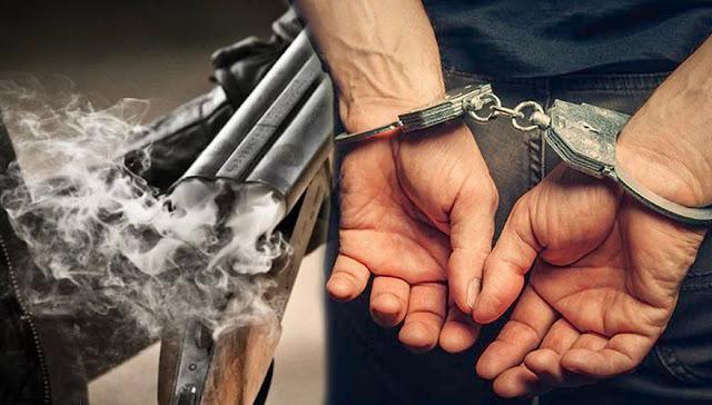 Συνελήφθη ο άντρας που πυροβόλησε τον αδερφό του στο Αραχναίο Αργολίδας