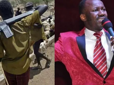 Apostle Suleiman Pastor Kidnapped, His Wife Shot In The Head By Suspected Herdsmen After Church