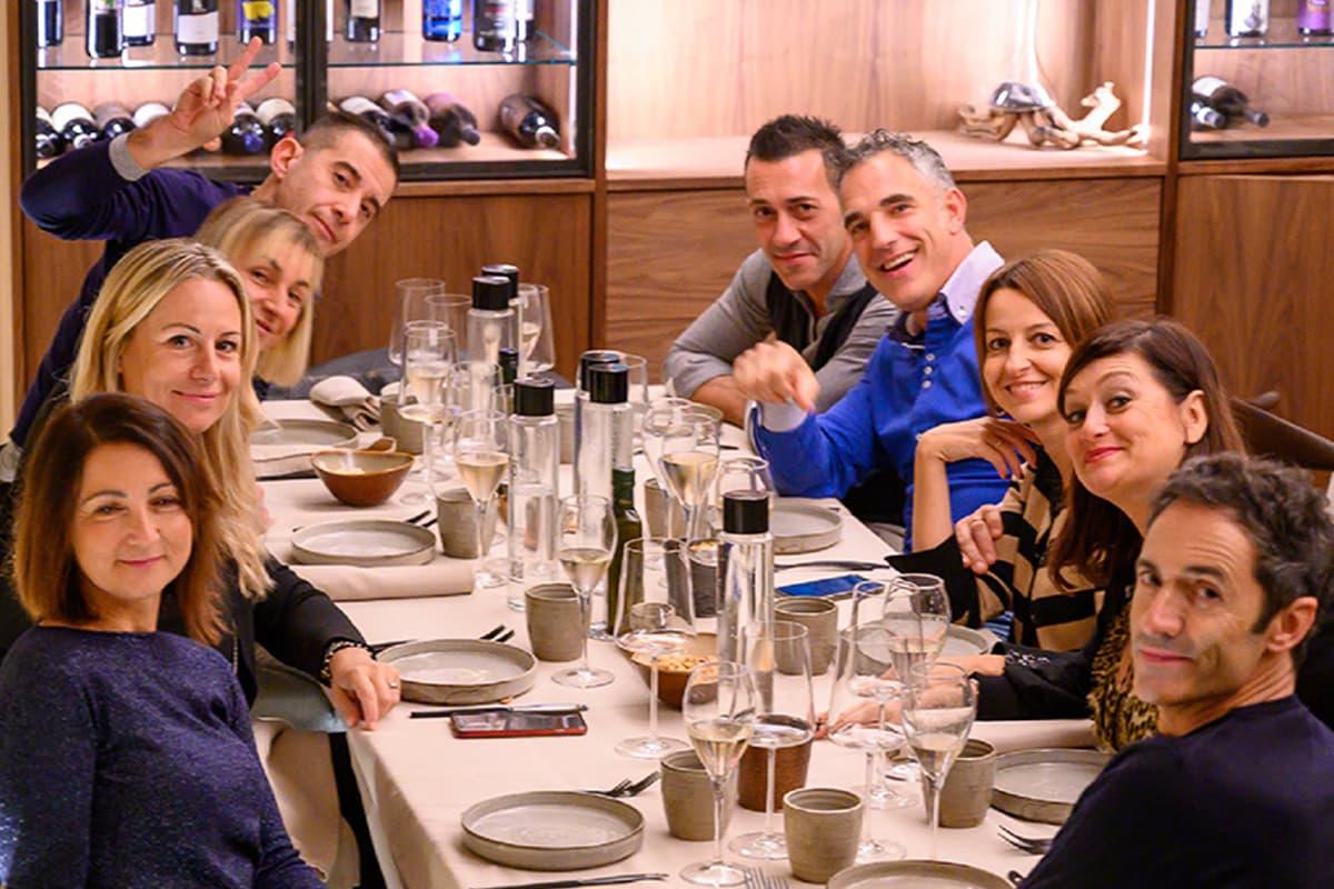 La tua cena in Atena Restaurant