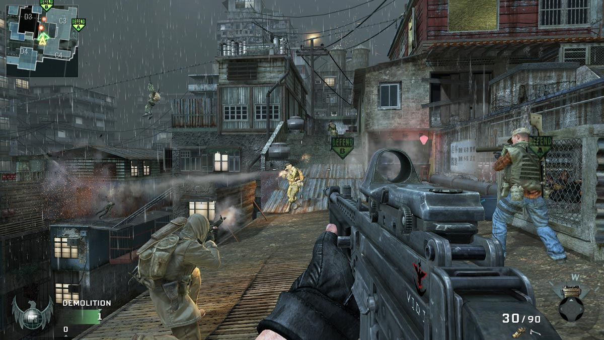3 pc free 2018 download ops black zombies