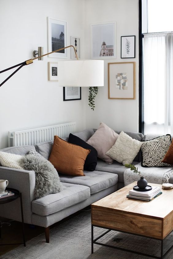 chic scandinavian home interior design