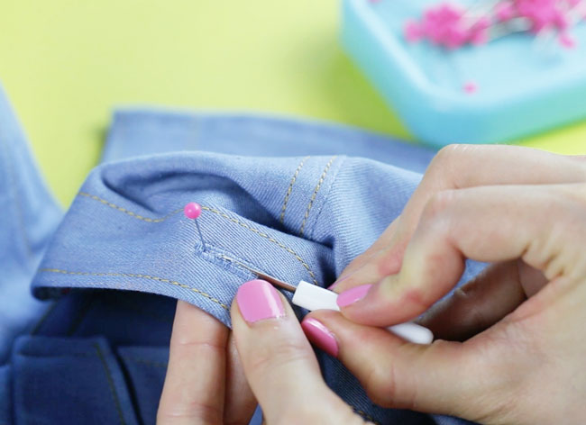How to Sew Four-Step Buttonholes - Tilly and the Buttons
