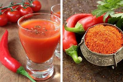 Boisson de poivre Cayenne pour perdre du poids, réduire le taux de cholestérol et soulager la douleur