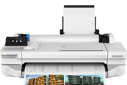 HP Designjet T125 24-inch Drivers Download