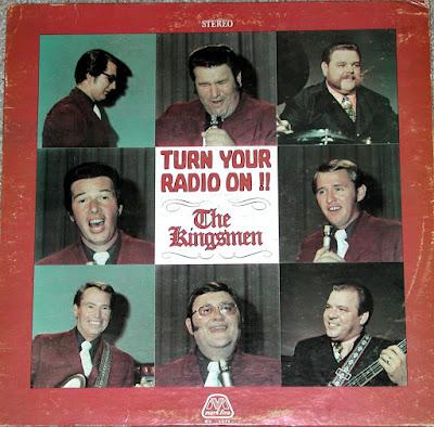 The Kingsmen Quartet-Turn Your Radio On!!-