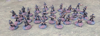 15mm German wargaming figures