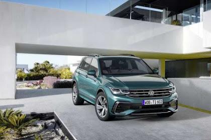 2021 Volkswagen Tiguan Review, Specs, Price
