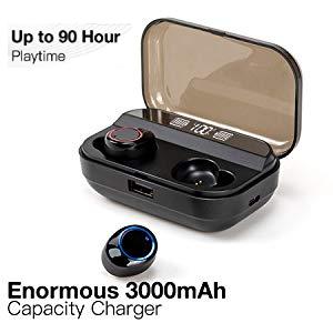 True Wireless Earbuds Bluetooth