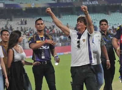 IPL KKR Winner Shah Rukh Khan