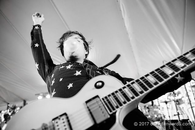 The Dirty Nil at Riverfest Elora 2017 at Bissell Park on August 19, 2017 Photo by John at One In Ten Words oneintenwords.com toronto indie alternative live music blog concert photography pictures