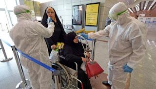 Virus Korona Renggut 12 Nyawa di Iran, Menjalar ke Kuwait dan Bahrain