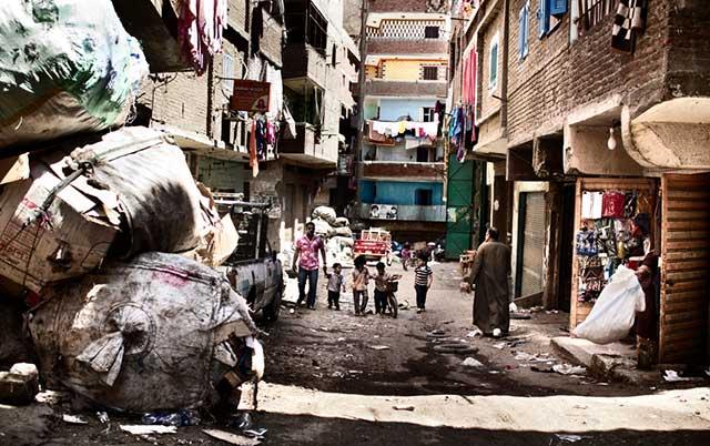 Manshiyat Naser, Mesir