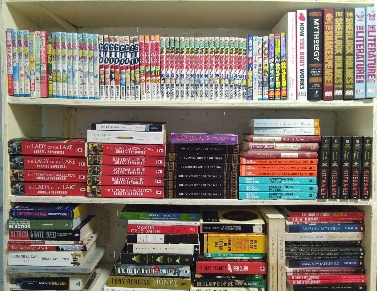 Brand new books philippines