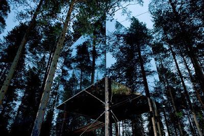 Treehotel - Swedia
