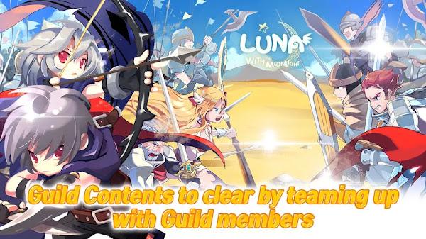 LunaM: PH (MOD, Speed Hack)