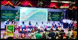 Glance of The ''National Workshop on Nutri-Cereals'' , Odisha-16th,Oct,2019