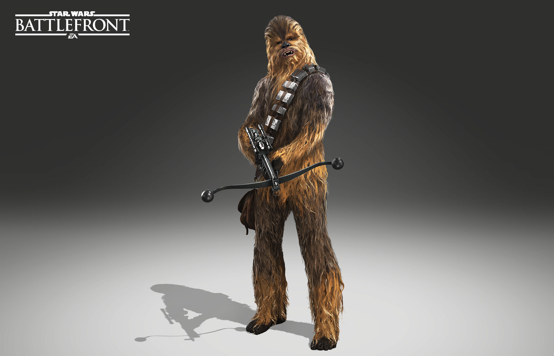 Chewbacca in Star Wars Battlefront 2: best cards and tips