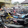 Puluhan Motor Diamankan Polisi Di Salah Satu Rumah Warga di Kerinci