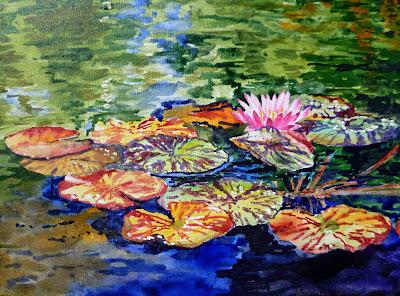 Like Monet
