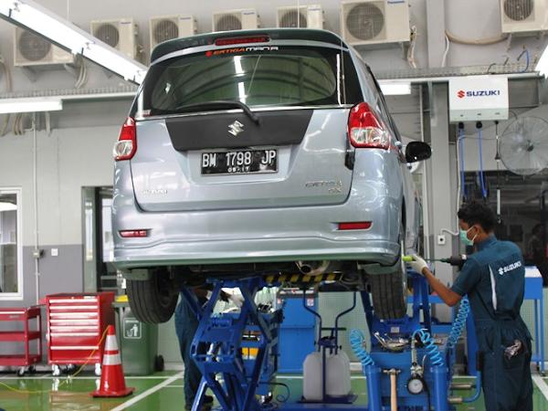 Produk digibank KTA Tunjang Perbaikan Mobil