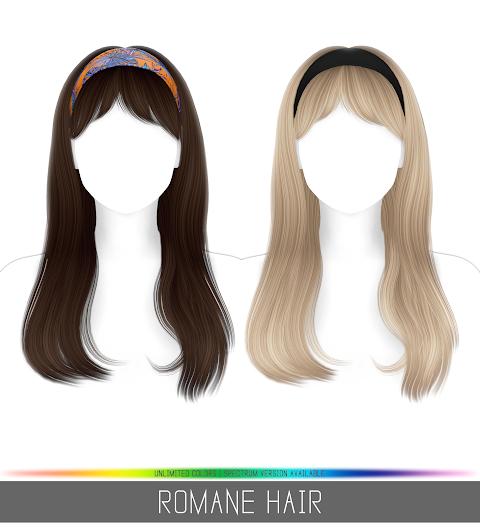 ROMANE HAIR (PATREON)
