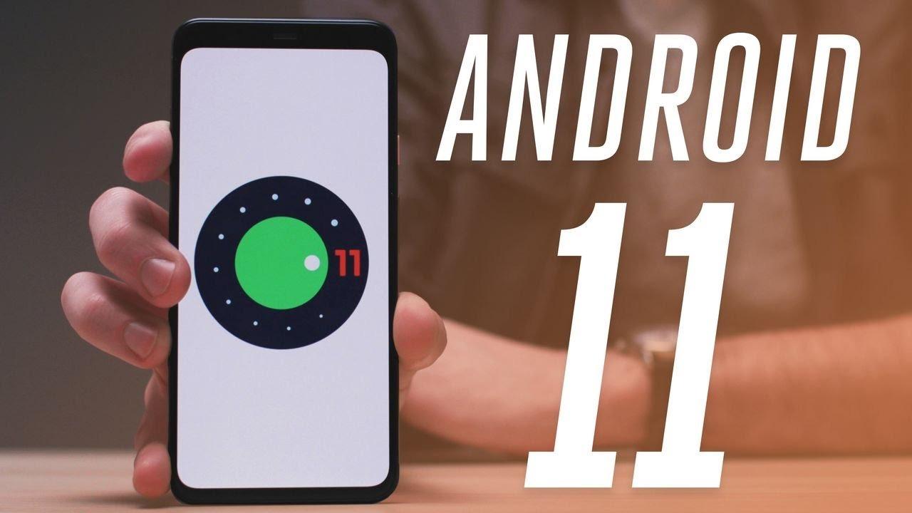 Las nuevas características del Android 11