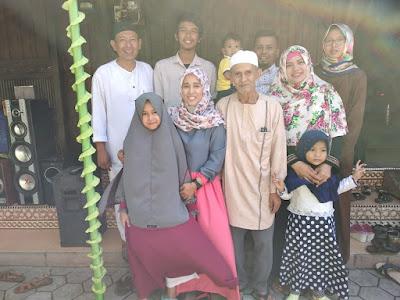 catatn perjalanan liburan keluarga