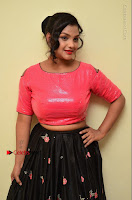 Telugu Actress Mahi Stills at Box Movie Audio Launch  0022.JPG