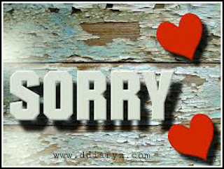 Sorry Quotes and Status