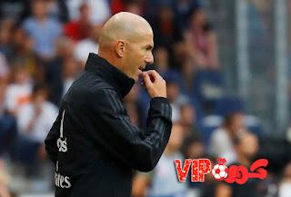 هل أخطأ زيدان بالعودة إلى ريال مدريد؟؟