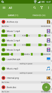 Advanced Download Manager Pro v7.6 [Paid] APK