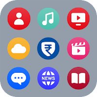 My jio app, jio tv, jio cinema, jio security, jio music, jio net
