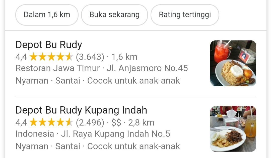Jasa Google Maps Bisnis
