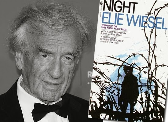 Inferences on night by elie wiesel