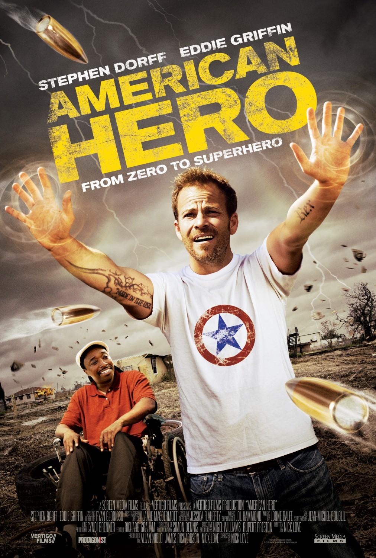 Nonton Film American Hero (2015)