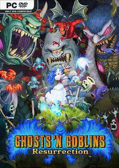 Baixar: Ghosts 'n Goblins Resurrection Torrent (PC)