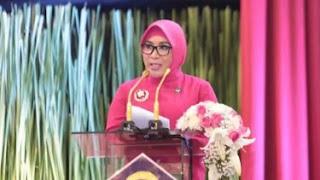 Tri Suswati Ingatkan Istri Pejabat Polri Jangan Hedon dan Sosialita