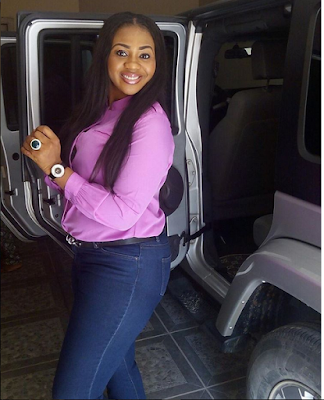 Actress Mary Uranta Appears Presentabe In New Set Of Photos