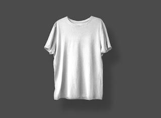 camisa para secar o cabelo